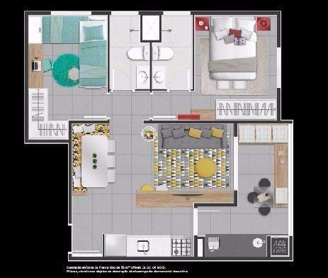 Atrio bela vista osasco apartamentos 2 e 3 dormit rios for Atrio dentro casa