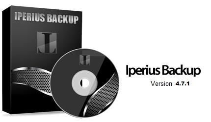 البرنامج الرائع للنسخ الإحتياطي لأجهزة الكمبيوترIperius Backup 5.4.1