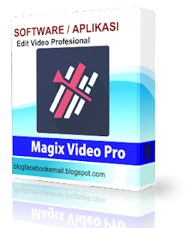 Video editing software profesional terbaik Magix Video Pro
