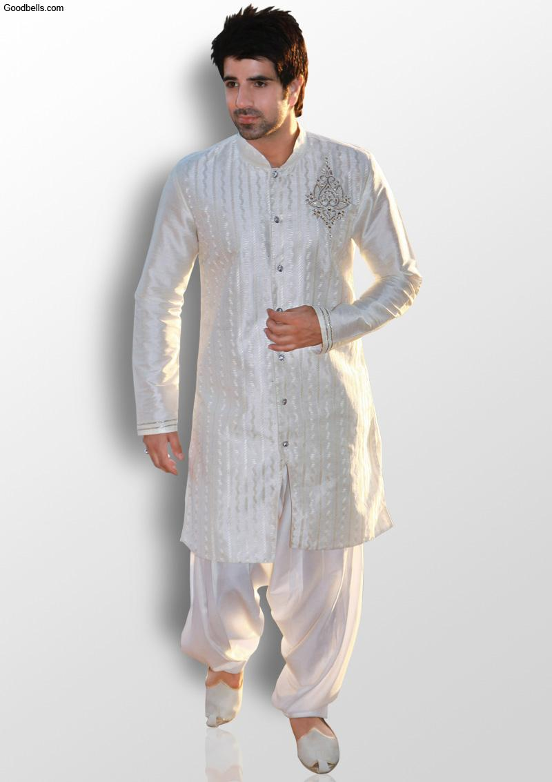 Kurta pajama with jacket for men online shopping