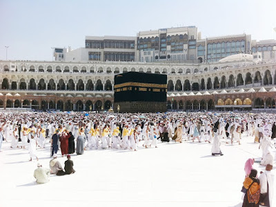 Berbagai Jenis Tawaf Yang Dikerjakan Di Masjidil Haram