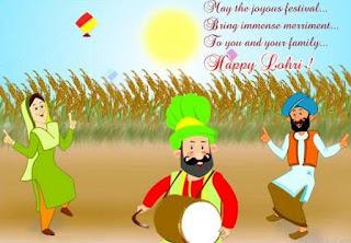 Happy Lohri Images In HD