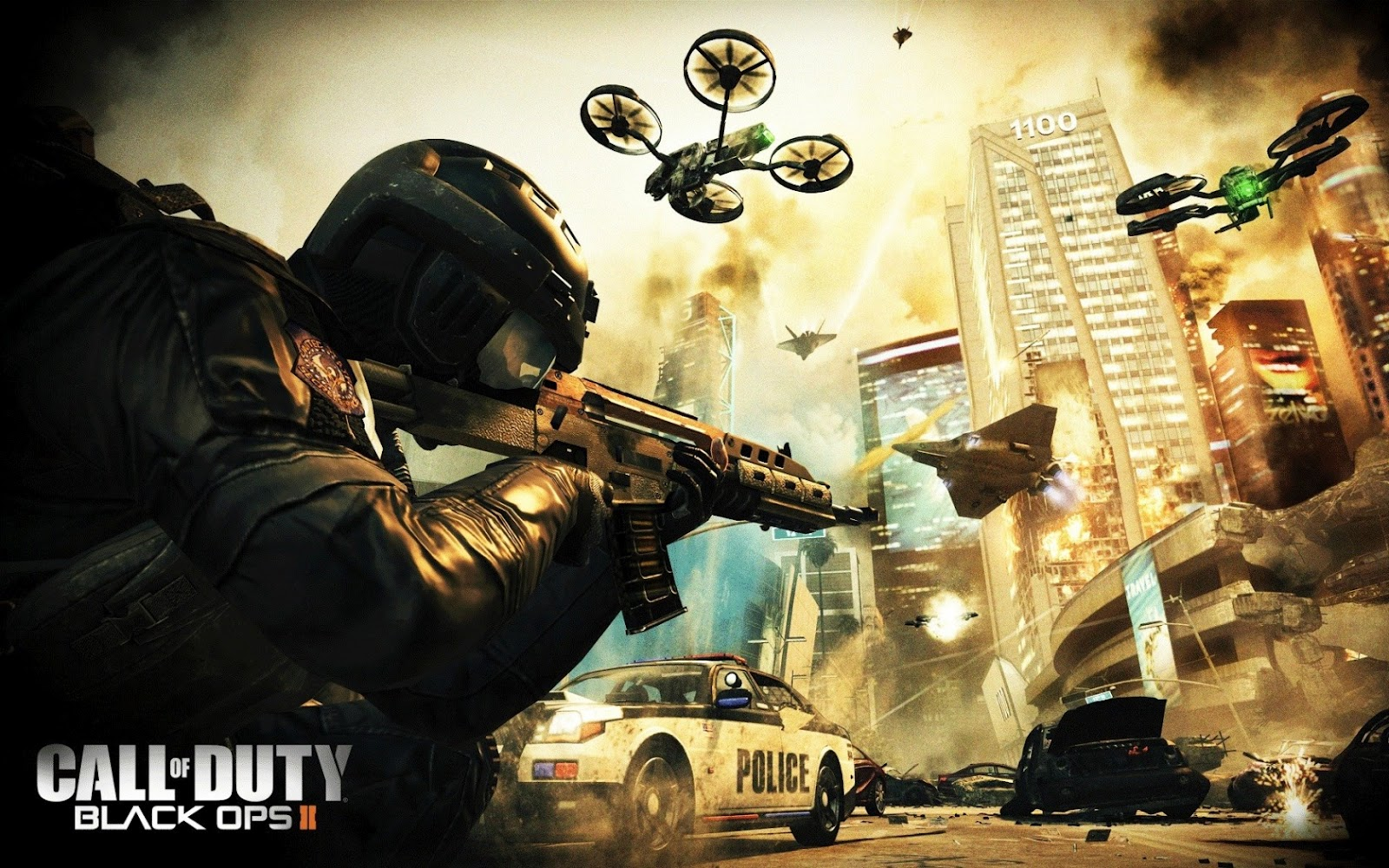Call of Duty: Black Ops II Theme Download | Digiex