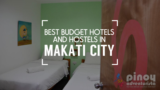 Ultimate list of Best Affordable Budget Cheap Hotels and Hostels in Makati City