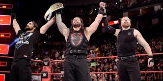 "WWE - Roman Reigns bate a The Miz para tener a un nuevo ""Grand Slam"""