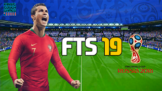 FTS 19 World cup Russia Edition Android Offline 300 MB HD Graphics