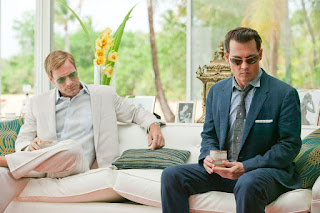 the rum diary-aaron eckhart-johnny depp