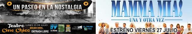 Cartelera Cine Teatro Chico