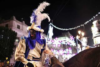 Horario e Itinerario del Heraldo de los Reyes Magos de Sevilla 2019