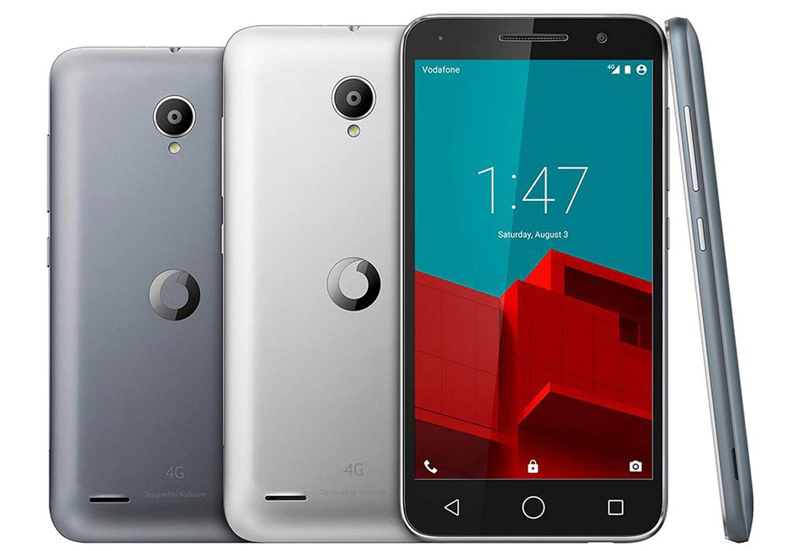 Vodafone smart prime 6 android update