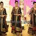 Shivani Rajashekar Black Silk Salwar