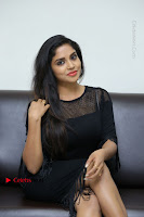 Telugu Actress Karunya Chowdary Latest Stills in Black Short Dress at Edo Prema Lokam Audio Launch .COM 0307.JPG