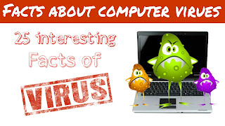 facts about computer virus