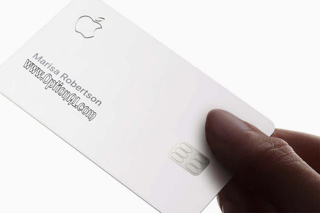 كيفية تنشيط بطاقة ابل الجديده Apple Card على اجهزة Iphone تم اصدار نسخه تجريبيه من Apple Card