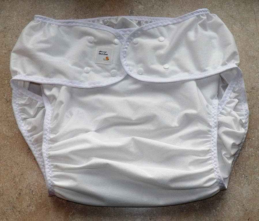 cover Adult diaper