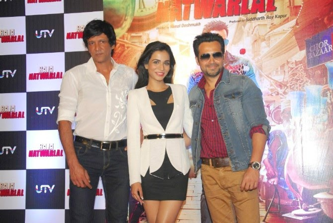 Raja Natwarlal Trailer Launch Event