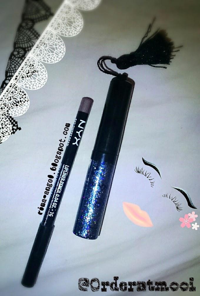 Review NYX Lipliner Pencil Sweat Bean
