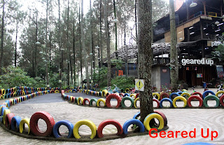 Geared Up Dago Dreampark