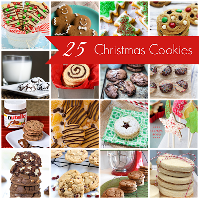 Ioanna's Notebook - 25 Christmas Cookie Recipes