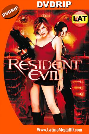 Resident Evil (2002) Latino DVDrip ()