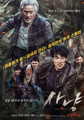 Download The Hunt (2016) 720p HDRip Subtitle Indonesia