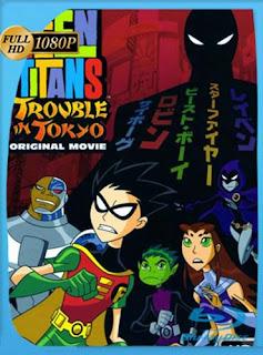 Los Jovenes Titanes: Mision Tokio 2007 HD [1080p] Latino [GoogleDrive] SilvestreHD