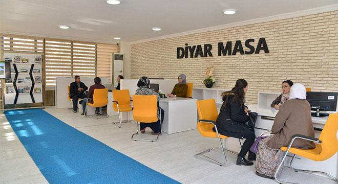 "Diyarbakır'da ""Diyar Masa"" açıldı"