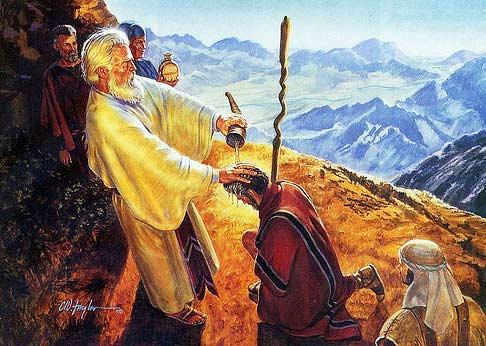 The Life of Moses 16 Passing On the Mantle of Leadership