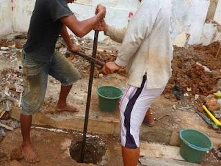 Jasa Ledeng Surabaya & Tukang Sumur Bor Harga Murah Terbaik