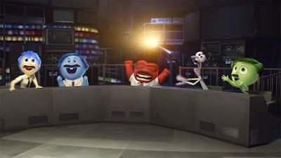 vice versa film d'animation dessin animé pixar personnages dans la tête du père avis critique cinématographique
