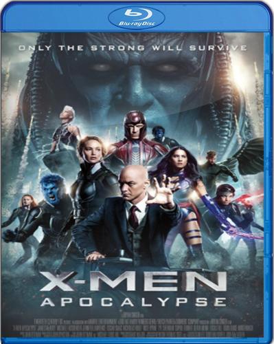 X-Men: Apocalypse [2016] [BD25] [Latino]