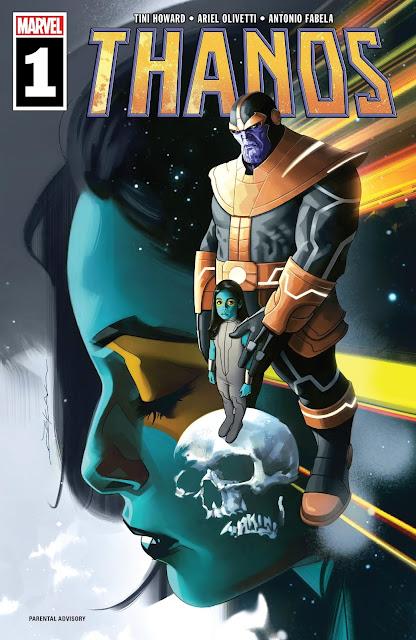 AzComics Español Thanos Volumen 3 Descargar Español Mega