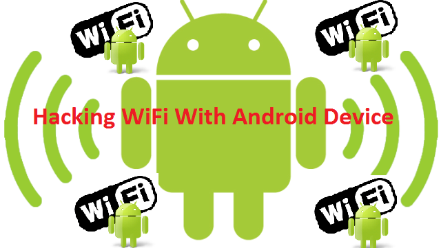 Tutorial] How To Hack WiFi Using Android Device  | Hack Cave