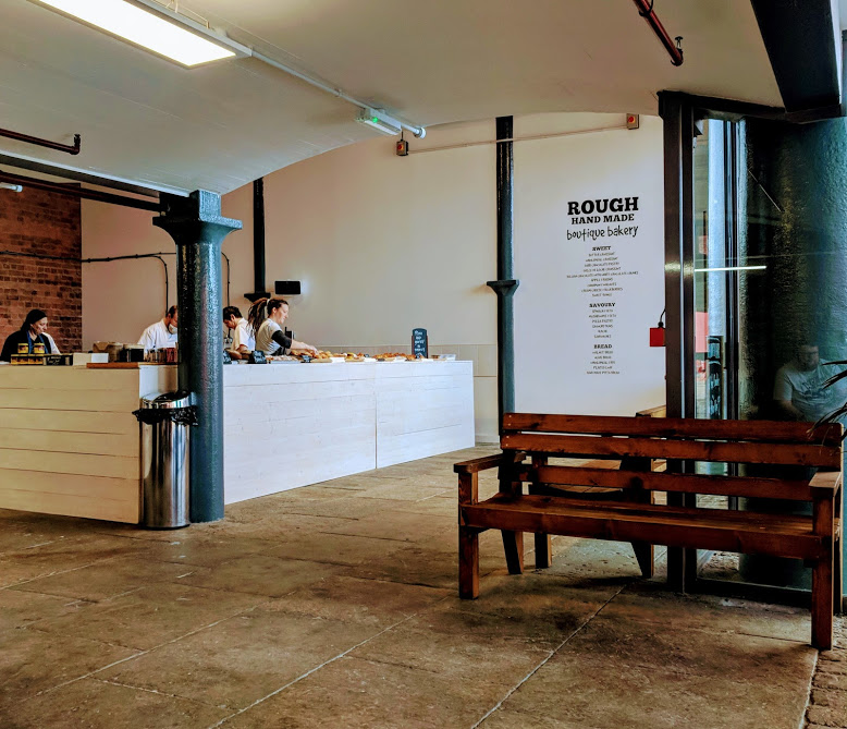 How to Spend 24 Hours in Liverpool with Tweens - Rough hand made bakery interior