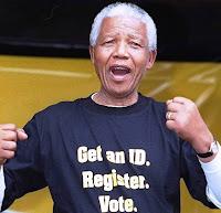 mandela vote