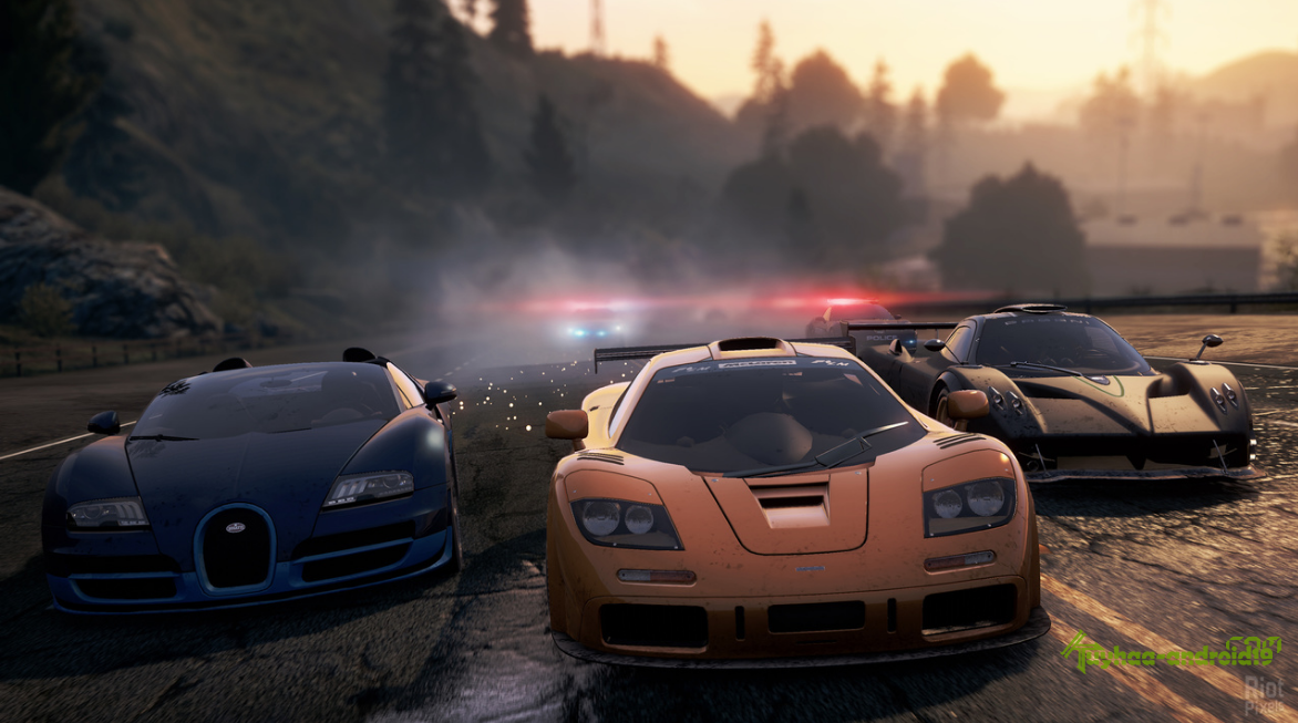 Need for Speed: Most Wanted - Limited Edition kuyhaa