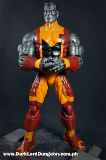 Marvel Legends Colossus Warlock Wave