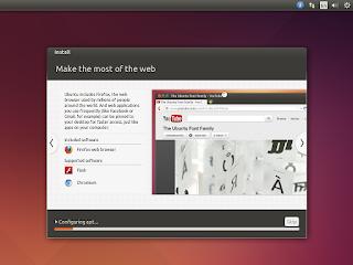 Pusat Teknologi,Cara mudah instal linux untuk pemula