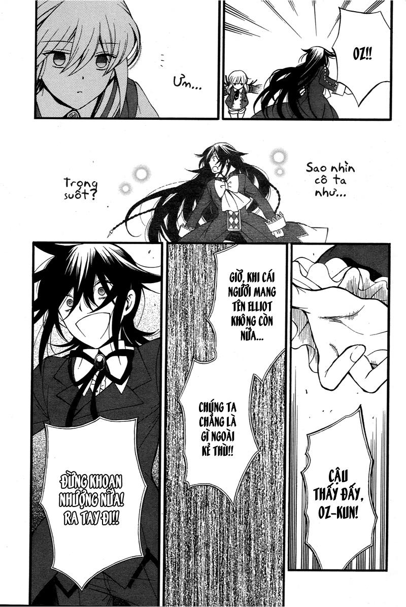 Pandora Hearts chương 065 - retrace: lxv collapse trang 29