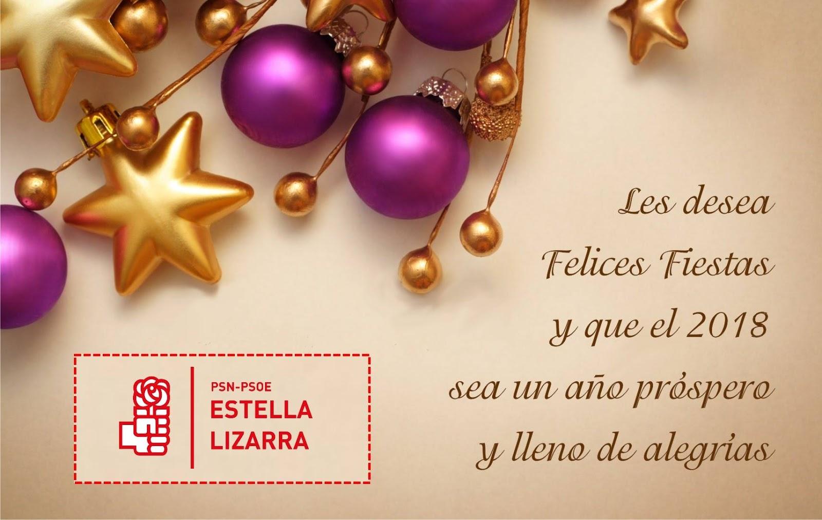 ¡Feliz Navidad y próspero año nuevo! Zorionak eta urte berri on!