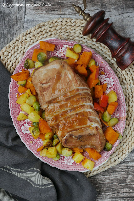 Marinierter Putenbraten | Rezept | Kochen | Essen | Weight Watchers