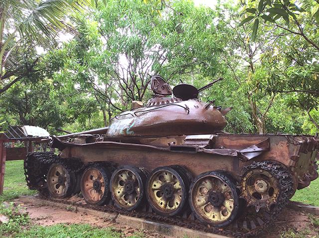 War Museum Cambodia 4 - Budget Biyahera
