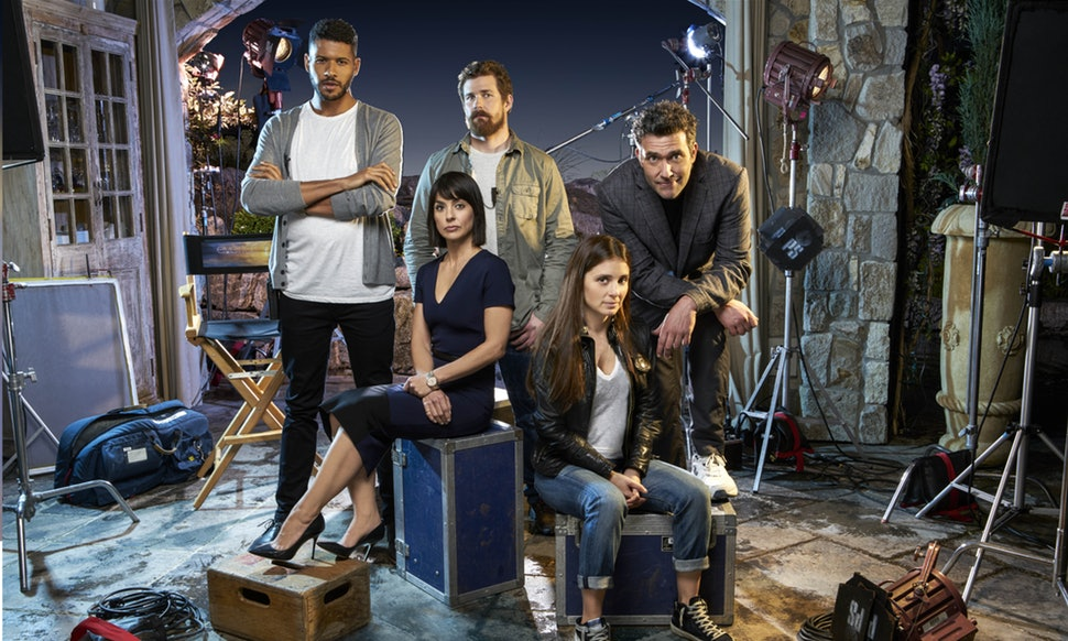 UnReal cast promotional photo