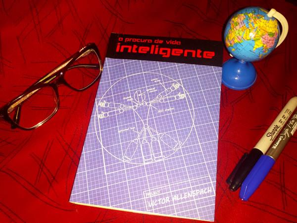 Resenha livro A Procura de Vida Inteligente