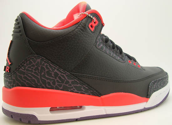 timeless design 74037 5ef2b ... italy air jordan 3 retro black bright crimson canyon purple prism  violet available early c713b 2a364 netherlands nike ...
