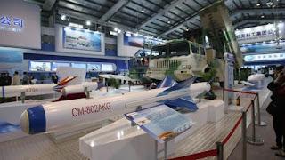 Senjata Produksi China