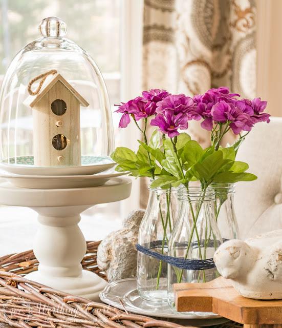 spring decorating farmhouse style