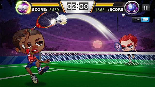Badminton legend
