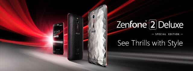 teaser Asus Zenfone 2 Deluxe Special Edition
