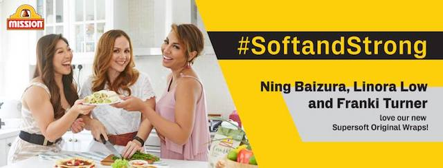 #SoftAndStrong Campaign